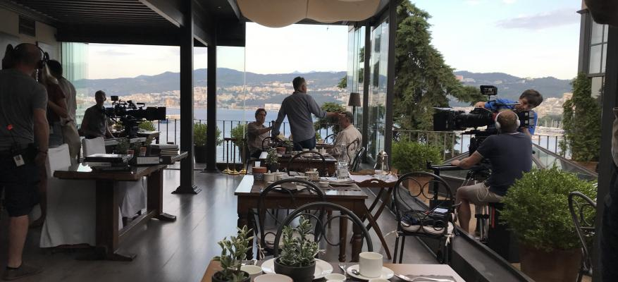 Kavala, The Trip to Greece, Imaret Hotel