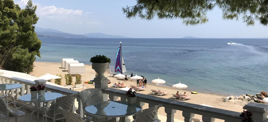 Danai Beach , The Trip to Greece, Beach