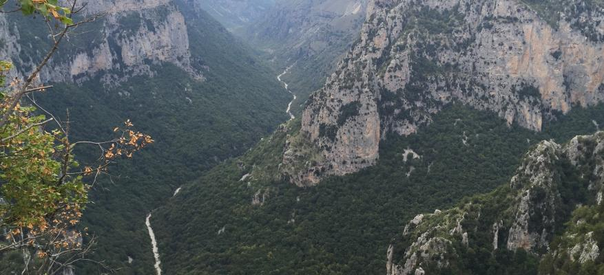 Vikos Gorge, Fixer In Greece, Film Greece