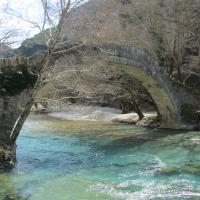 Zagorochoria, Fixer In Greece, Filming Greece, stone bridge